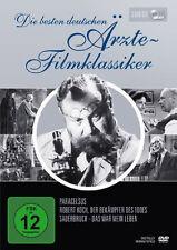 3 DVDs * DIE BESTEN DEUTSCHEN ÄRZTE - FILMKLASSIKER # NEU OVP &B
