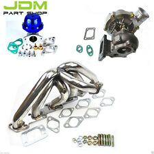 RB25DET GT3582 500HP Turbo Kit+ Manifold+ Blue Wastegate F38 for Skyline R33 R34