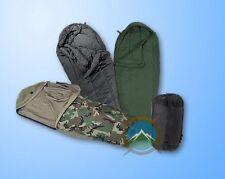 4 Piece Modular Sleep System -- US Military MSS 4 PC Sleeping Bag w/ Bivy GC/F