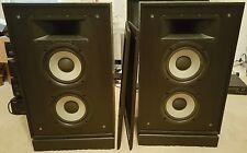 Klipsch KG4 FB Vintage Floorstanding Speakers w/ Risers (Pair)