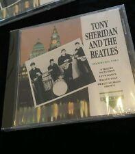 Hamburg 1961 by The Beatles/Tony Sheridan (CD, May-2013, Charly Records (UK) NEW