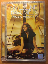 Mylene Farmer Music Videos IV PAL DVD  - NEW