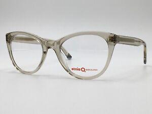 Brille ETNIA BARCELONA Oracia Transparent Vintage Collection breite Nase Gr. M