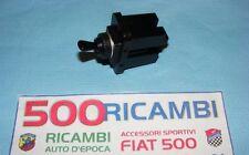 FIAT 500 F/L/R 126 INTERRUTTORE LUCE A LEVA PER FARI CRUSCOTTO 3 POLI ORIGINALE