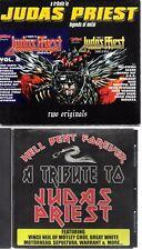 JUDAS PRIEST 1 CD + 2 CD-Box A tribute to Judas Priest Century Media + Deadline