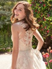 Maggie Sottero Rebecca Ingram Olivia Wedding Gown Ivory Over Champagne 10