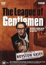 The League Of Gentlemen Series 2 (DVD, 2003, 2-Disc Set) season