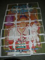 1988 Donruss Stan Musial St. Louis Cardinals Puzzle