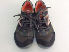 New Balance mens 10.5 minimus shoes mt10bo2 Gray Orange