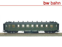 Liliput H0 84707 D-Zug-Durchgangswagen 3. Klasse der DRG Personenwagen Neu