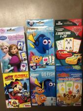 Mixed Lot Learning Card Games Bendon Brand Ages 4+ Lot Of 33 Packs New