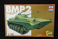 YC034 ESCI 1/35 maquette tank char 5038 BMP 2 Infantry combat vehicle