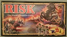 1993 RISK Parker Brothers 00044 Board Game COMPLETE