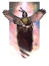 Grateful Dead Original Artwork by Tim Truman Created for 2010 GD Almanac