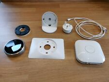 Nest Learning Thermostat 3rd Generation with table stand