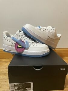 Nike Air Force 1 '07 LX UV Color Changing White Blue Purple Sz 6-9.5W DA8301-100