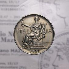 1 Lira 1928 Buono Italia Seduta (Regno Italia VE III) BB-SPL LOT1643