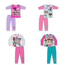 Girls Children LOL Surprise Dolls Pyjamas Nightdress Nightie Briefs Pjs 4-10yrs