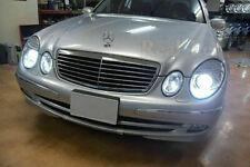 Pair D2S Bulbs 35W Xenon Pure White 5000K Low Beam Mercedes W211 E Class 02-06