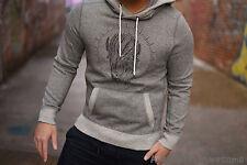 NWT Abercrombie & Fitch Mens Ryder Evan Robison Fleece Pullover Hoodie Sz XS-XXL