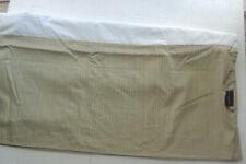 "Tommy Bahama Tailored Split Corners Bed Skirt Green Stripe King~15"""