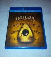 Ouija (Blu-ray only, 2015) **HALLOWEEN** HORROR