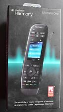Logitech Harmony Ultimate One Universal Remote Control Touchscreen IR 915-000224