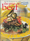 The Great Beef Cookbook by The Australian Women's Weekly (Paperback, 1997)