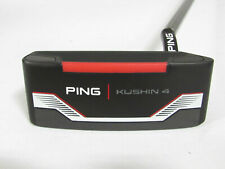 """Used RH Ping Kushin 4 35"""" Putter With Headcover"""