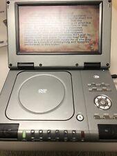 "Durabrand PDV-709 Portable DVD Player (9"")"