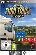 Euro Truck Simulator 2 Vive la France Key - STEAM Code - PC Spiel DLC ETS II EU