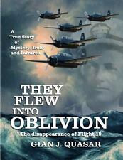 They Flew into Oblivion by Gian J. Quasar (2013, Paperback)