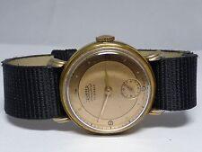 Vintage Swiss Made Roamer 17 Jewels Watch Stainless Steel