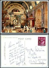 MALTA Postcard - Valletta, St. John's Co-Cathedral GZ6