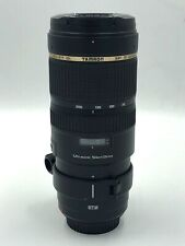 Tamron SP 70-200mm f/2.8 VC USD Di - Full Frame Lens for Canon - A009 - #K29358