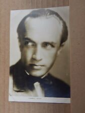 Film Star Postcard Conrad veight Film Weekly 112. Real Photo unposted