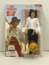 "Marty Abrams Limited Edition Mego Jimi Hendrix 8"" Action Figure 6355/10000 New"