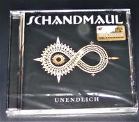 SCHANDMAUL UNENDLICH NEUE EDITION CD SCHNELLER VERSAND NEU & OVP