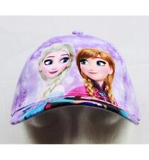 Frozen Baseball Cap Anna & Elsa Child Size Licensed by Disney- New with Tags