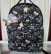 Luv Betsey Johnson Galactic Cat Backpack NWT