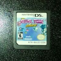 Jewel Time Deluxe (Nintendo DS, 2011) - Game only Authentic Original Tested