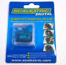 C8515 Scalextric SLOT CARS Easyfit Digital Plug pour: Standard RMR voitures NEUF