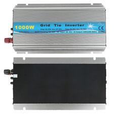 1000W MPPT Grid Tie Inverter Pure Sine Wave AC 110/230V Solar Inverter GLY75