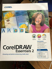 CorelDRAW Essentials 2 [Drawing and Photo-enhancing Made Easy] [Old Version]