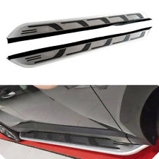 Fits for  Jeep Grand Cherokee 2011-2020 Side Step Pedal Running Board Nerf Bar