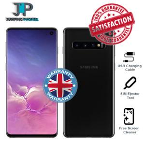 Samsung Galaxy S10 PLUS SM-G975F DUAL SIM 128GB Mobile Smartphone Unlocked UK