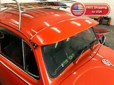 Vw Bug Exterior Sun Visor 1952 79 Beetle Super Ragtop Hot Rat Rod Vintage Fiber