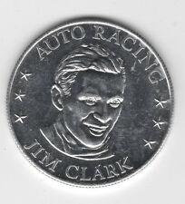 1971 Racing Legend JIM CLARK Top Performers Coin