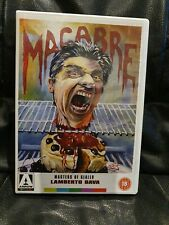 Macabre dvd Region 2 arrow video