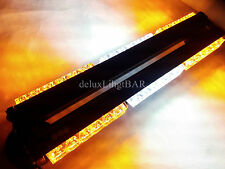EMERGENCY TOW TRUCK LED LIGHT BAR DOUBLE SIDE 108W WARNING STROBE - USA SHIPPING